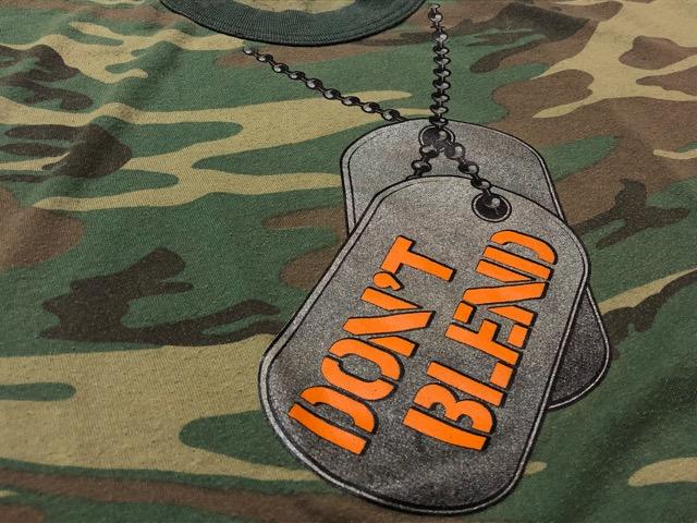 7月6日(土)マグネッツ大阪店スーペリア入荷!!#5  U.S.Military編!! TigerStripe & MilitaryT-Shirt!!_c0078587_19501315.jpg