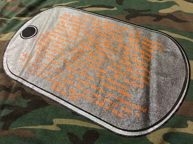 7月6日(土)マグネッツ大阪店スーペリア入荷!!#5  U.S.Military編!! TigerStripe & MilitaryT-Shirt!!_c0078587_19502499.jpg