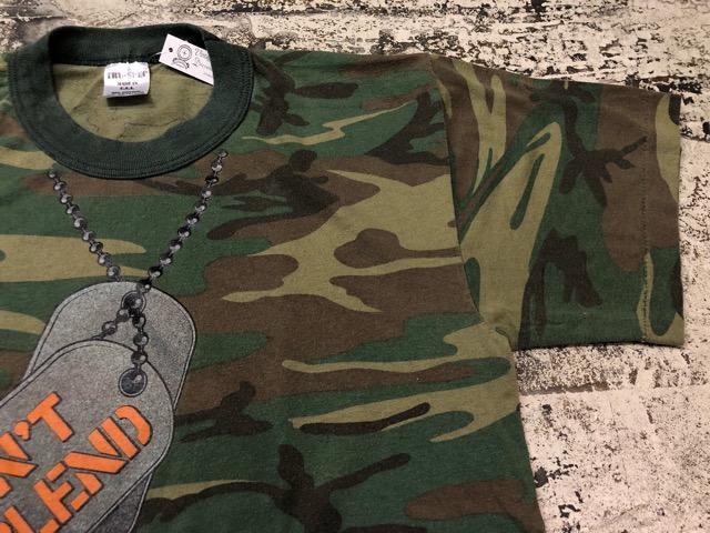 7月6日(土)マグネッツ大阪店スーペリア入荷!!#5  U.S.Military編!! TigerStripe & MilitaryT-Shirt!!_c0078587_1950437.jpg