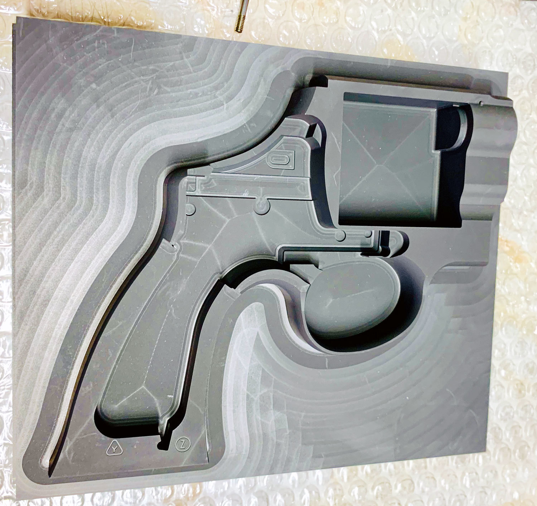 ZEKE様からM29金属モデルガンキットの最新情報です。 _f0131995_10555937.jpg