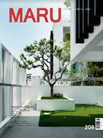 小淵沢K邸 韓国の建築専門誌MARUに掲載_b0183404_19155119.jpg