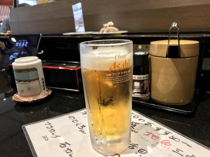 飲みホーダイ500円?!@独楽寿司(八王子)_c0212604_13172427.jpg