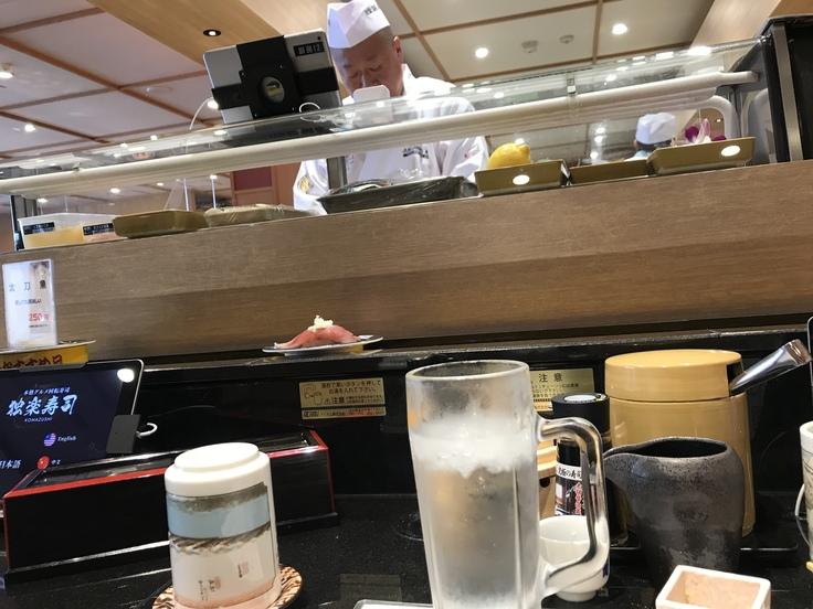 飲みホーダイ500円?!@独楽寿司(八王子)_c0212604_16463173.jpg