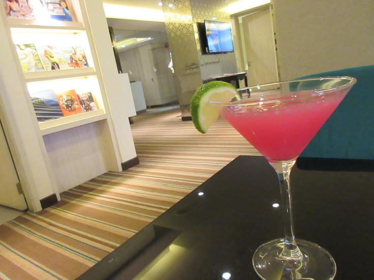 カトンスリングで一日を終える♪ Village Hotel Katog_c0212604_5322737.jpg