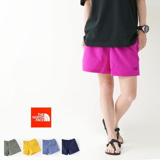 THE NORTH FACE [ザ ノースフェイス正規代理店] Versatile Shorts [NBW41851] バーサタイルショーツ(レディース) ナイロンパンツ・ハーフパンツ・LADY\'S_f0051306_16173296.jpg
