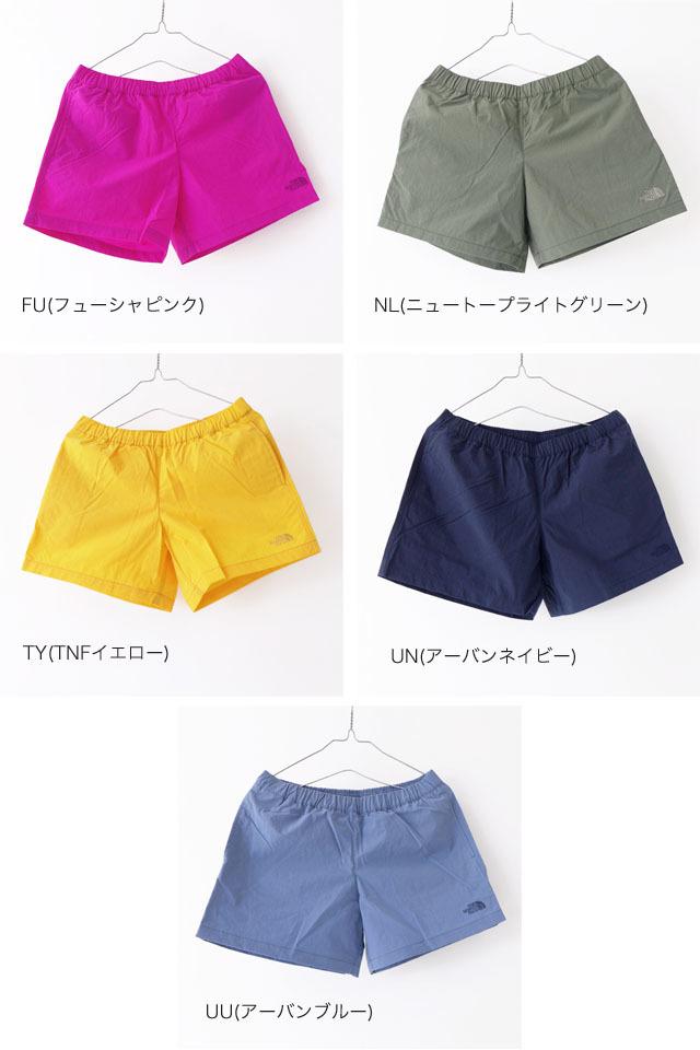THE NORTH FACE [ザ ノースフェイス正規代理店] Versatile Shorts [NBW41851] バーサタイルショーツ(レディース) ナイロンパンツ・ハーフパンツ・LADY\'S_f0051306_16173331.jpg