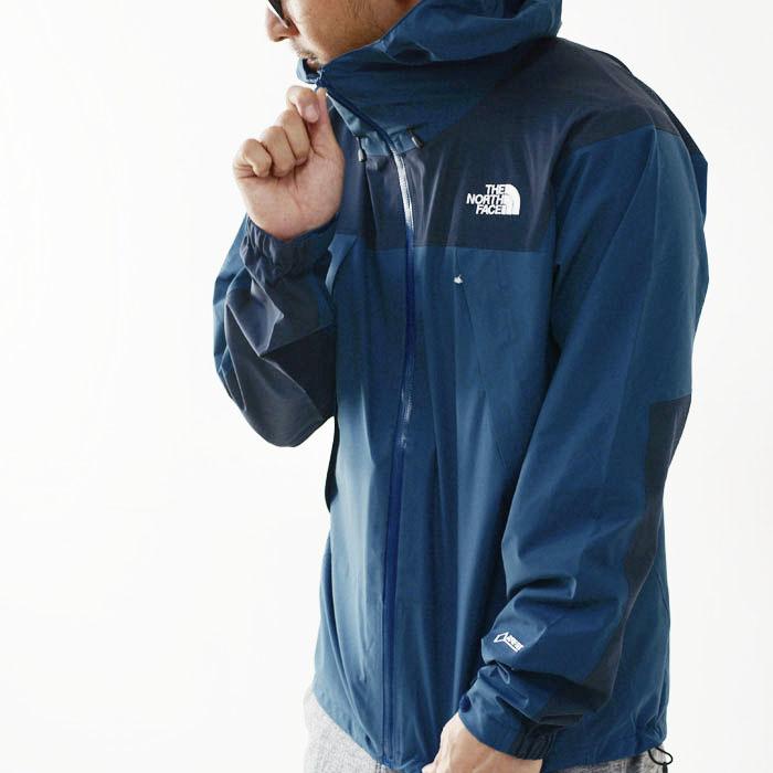 THE NORTH FACE [ザ ノースフェイス正規代理店] Climb Light Jacket (BU) [NP11503] クライムライトジャケット・MEN\'S_f0051306_16231550.jpg