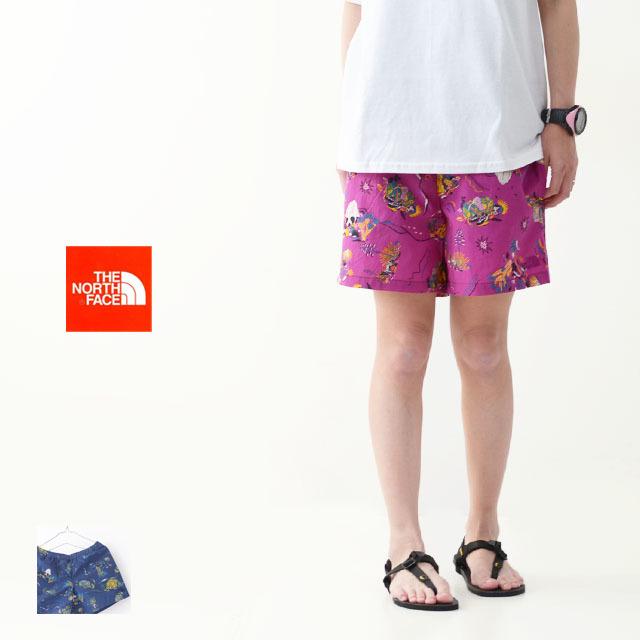 THE NORTH FACE [ザ ノースフェイス正規代理店] Novelty Versatile Shorts [NBW41852] ノベルティバーサタイルショーツ ・LADY\'S_f0051306_16401135.jpg