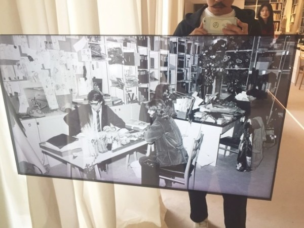平成最後のヨーロッパ買い付け後記28 イヴサンローラン美術館で泣く 入荷イヴサンローラン他、フェンディ、グッチ、マルニ、マルタンマルジェラ レディースサンダル、メンズスニーカー_f0180307_16542208.jpg