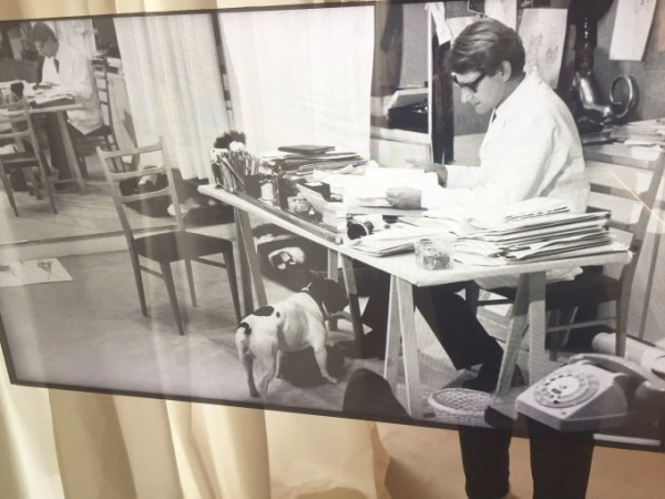 平成最後のヨーロッパ買い付け後記28 イヴサンローラン美術館で泣く 入荷イヴサンローラン他、フェンディ、グッチ、マルニ、マルタンマルジェラ レディースサンダル、メンズスニーカー_f0180307_19291086.jpg