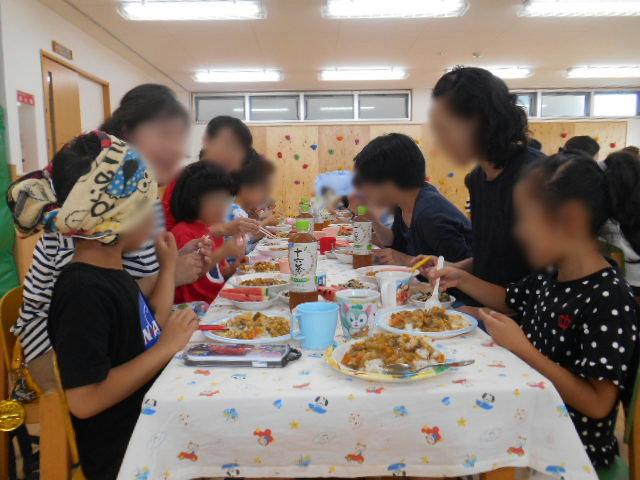 らいおん組 保育参観と給食懇談会_e0148419_15523965.jpg