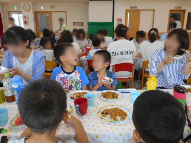 らいおん組 保育参観と給食懇談会_e0148419_15531115.jpg