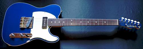 「Blue Ocean MetallicのStandard-T」1本目が完成です!_e0053731_16582518.jpg