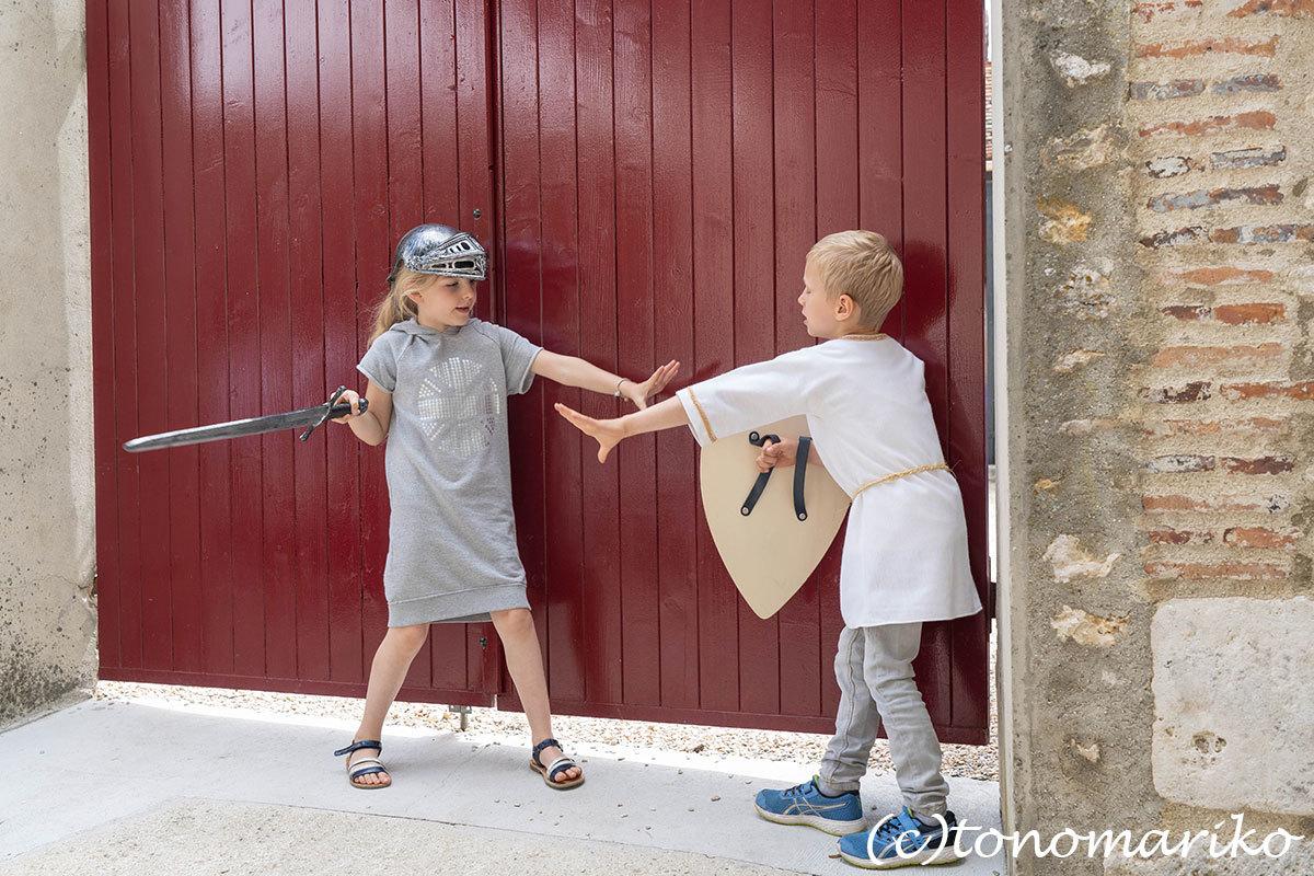 世界遺産の町、プロヴァンの「中世祭り」へ_c0024345_02544735.jpg