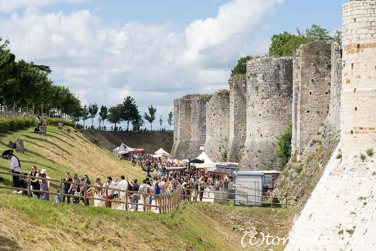 世界遺産の町、プロヴァンの「中世祭り」へ_c0024345_02544828.jpg