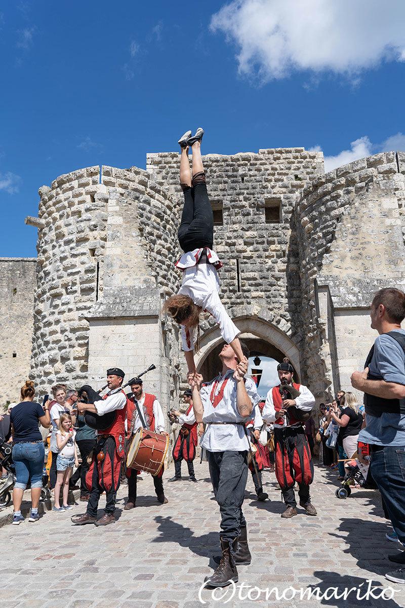 世界遺産の町、プロヴァンの「中世祭り」へ_c0024345_02544884.jpg