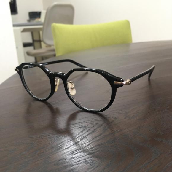 とてもキレイなオクタゴンタイプのメガネです。🐙🐙_f0349583_11055683.jpg