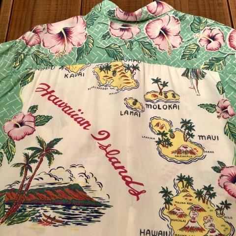 """1980s \"""" reyn spooner - Diamond Head Tag - \"""" 100% RAYON VINTAGE - HAWAIIAN SHIRTS - ._d0172088_19240889.jpg"""
