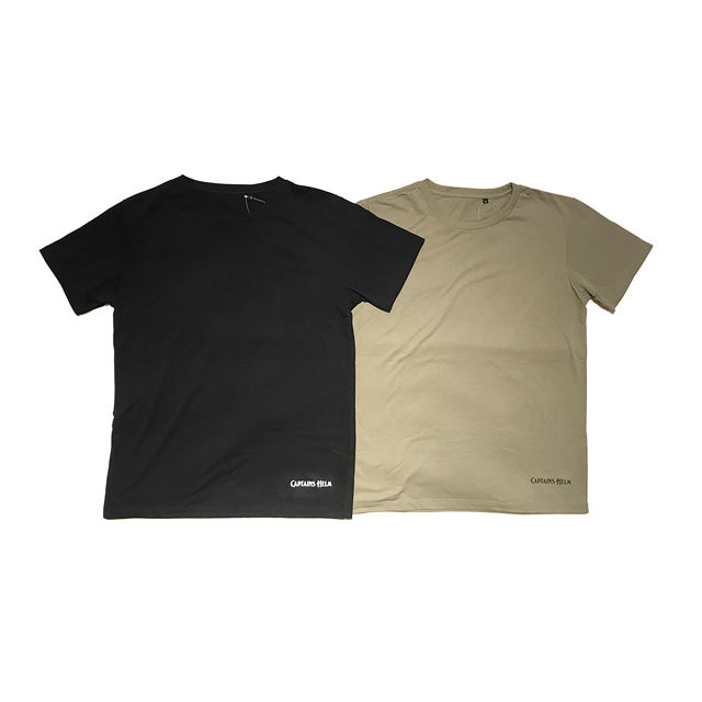 CAPTAINS HELM / キャプテンズヘルム #2PACK TEE & 3PACK UNDER PANTS_c0140709_16434742.jpg