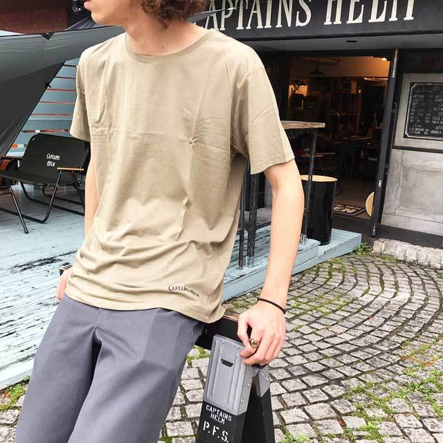 CAPTAINS HELM / キャプテンズヘルム #2PACK TEE & 3PACK UNDER PANTS_c0140709_16440055.jpg