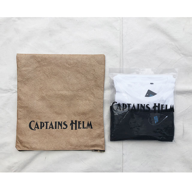 CAPTAINS HELM / キャプテンズヘルム #2PACK TEE & 3PACK UNDER PANTS_c0140709_16440790.jpg