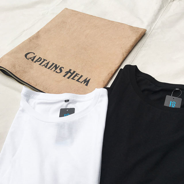 CAPTAINS HELM / キャプテンズヘルム #2PACK TEE & 3PACK UNDER PANTS_c0140709_16442184.jpg