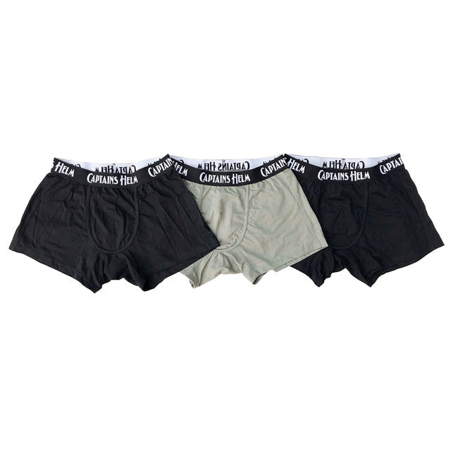 CAPTAINS HELM / キャプテンズヘルム #2PACK TEE & 3PACK UNDER PANTS_c0140709_16524087.jpg