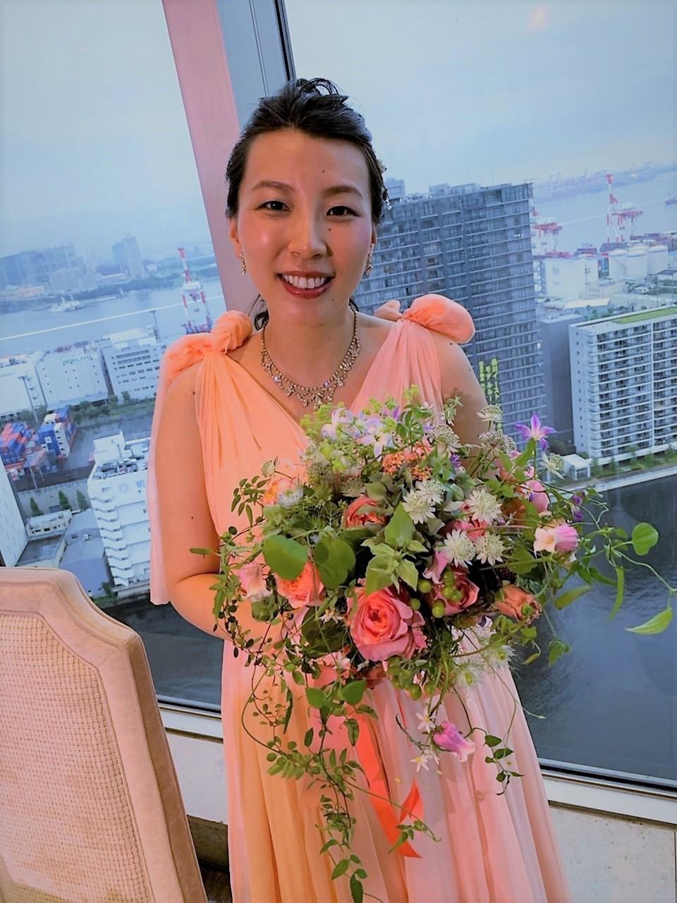 卒花さまアルバム 第一ホテルシーフォートの花嫁様へ 心が動く2019_a0042928_16195456.jpeg