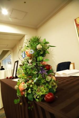 卒花さまアルバム 第一ホテルシーフォートの花嫁様へ 心が動く2019_a0042928_16245052.jpg