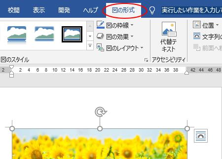 Office2016とOffice2019の一部のタブ名が変わった?!_a0030830_20424979.png