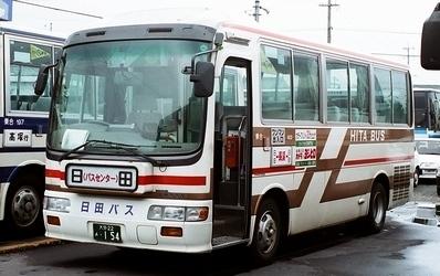 日田バス 日野KC-RX4JFAA +日野車体_e0030537_21435233.jpg
