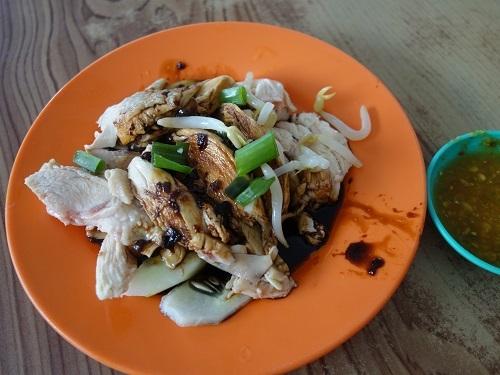 ペナンで有名な海南鶏飯を3店食べ歩いてみました_c0030645_16580174.jpg