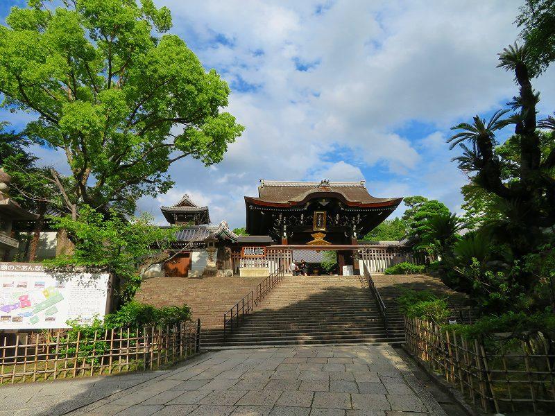 大谷本廟(西本願寺)20190704_e0237645_16242843.jpg