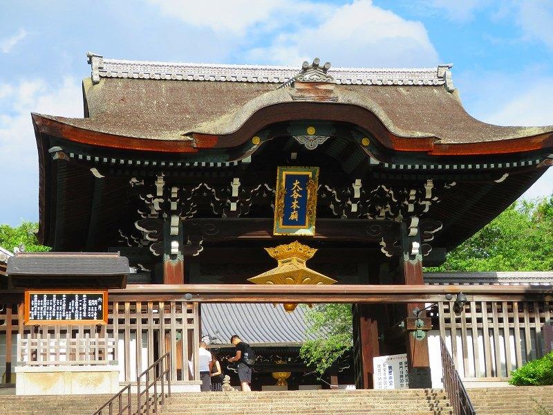 大谷本廟(西本願寺)20190704_e0237645_16242848.jpg