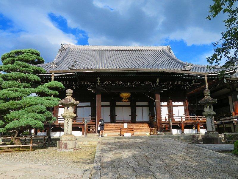 大谷本廟(西本願寺)20190704_e0237645_16242925.jpg