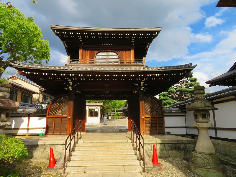 大谷本廟(西本願寺)20190704_e0237645_16270613.jpg