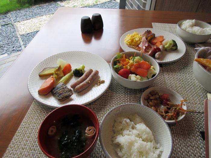 グランドプリンスホテル高輪「花雅」の朝食【ラウンジホッピング】_b0009849_11372920.jpg