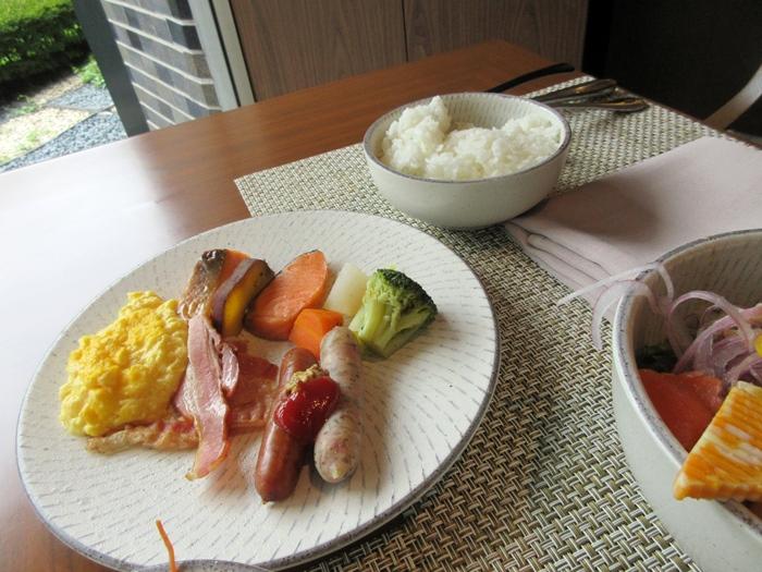 グランドプリンスホテル高輪「花雅」の朝食【ラウンジホッピング】_b0009849_11395856.jpg