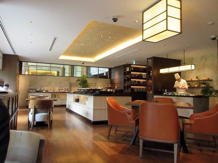 グランドプリンスホテル高輪「花雅」の朝食【ラウンジホッピング】_b0009849_11434097.jpg
