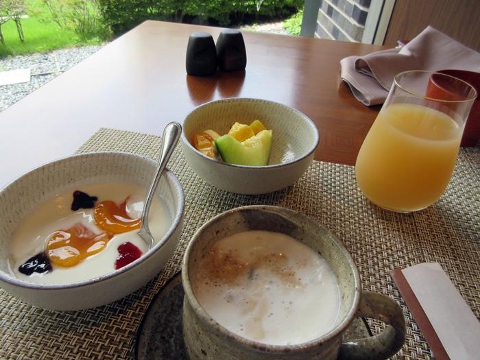 グランドプリンスホテル高輪「花雅」の朝食【ラウンジホッピング】_b0009849_11462133.jpg