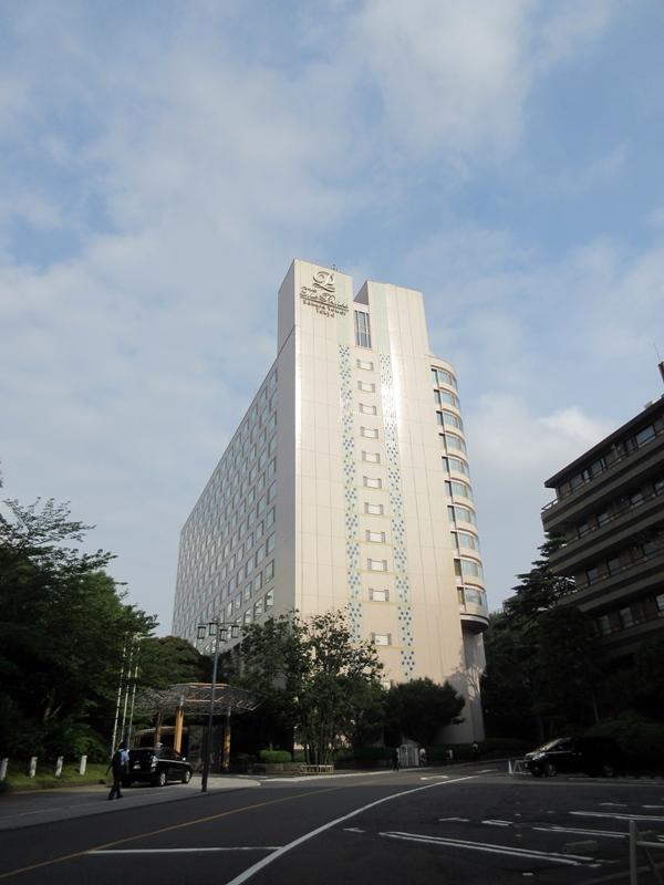 グランドプリンスホテル高輪「花雅」の朝食【ラウンジホッピング】_b0009849_11505049.jpg