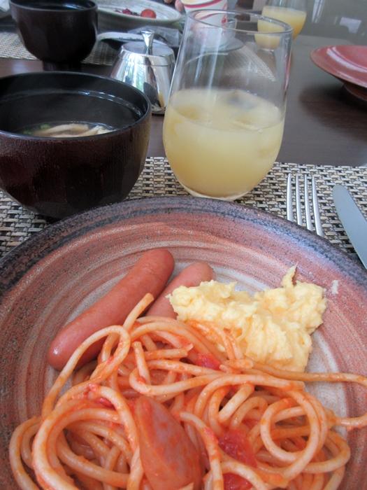 【ザ・セレスティン東京芝で朝食ビュッフェ】_b0009849_2026354.jpg