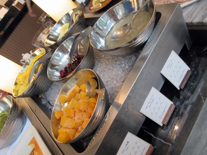 【ザ・セレスティン東京芝で朝食ビュッフェ】_b0009849_2027339.jpg