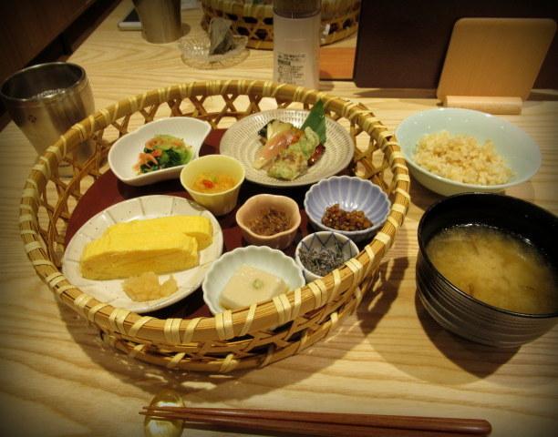 象印食堂・大阪店 * 「炎舞炊き」で炊き上げた3種類の絶品ごはんを食べ比べ♪_f0236260_23104543.jpg