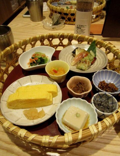 象印食堂・大阪店 * 「炎舞炊き」で炊き上げた3種類の絶品ごはんを食べ比べ♪_f0236260_23111936.jpg
