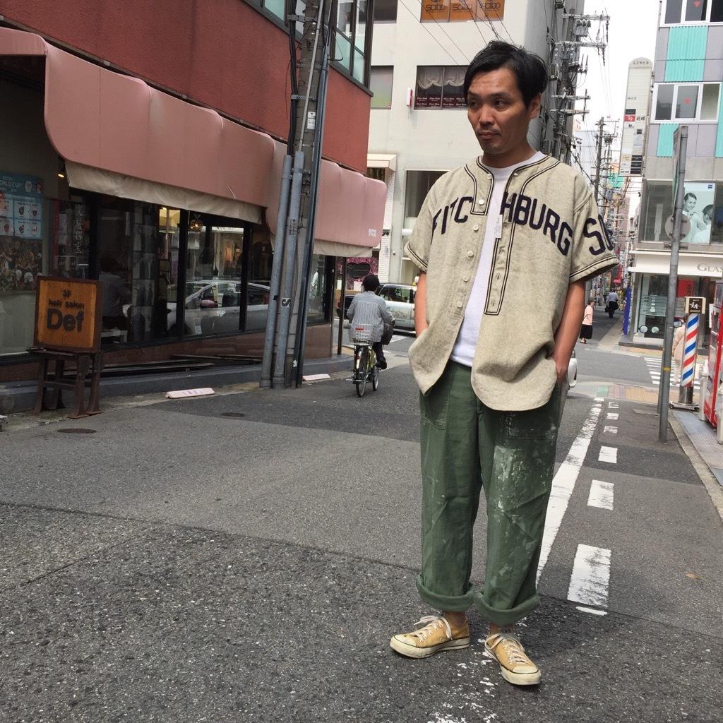 マグネッツ神戸店 1本はとにかく持っておきたいこのパンツ! _c0078587_17395588.jpg