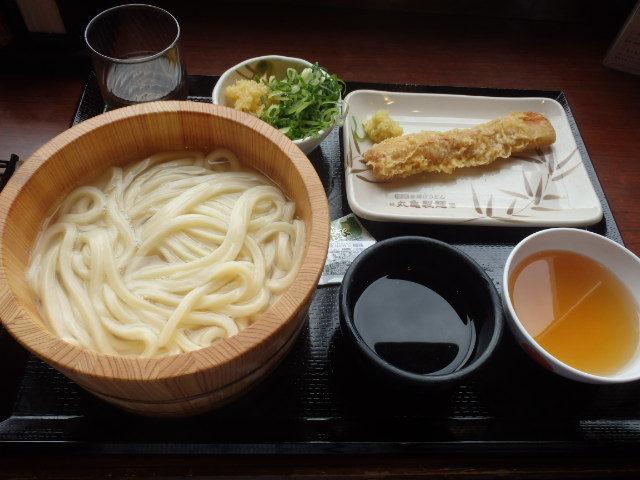 丸亀製麺          御影塚町店_c0118393_10234172.jpg