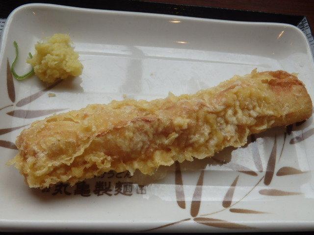 丸亀製麺          御影塚町店_c0118393_10293213.jpg