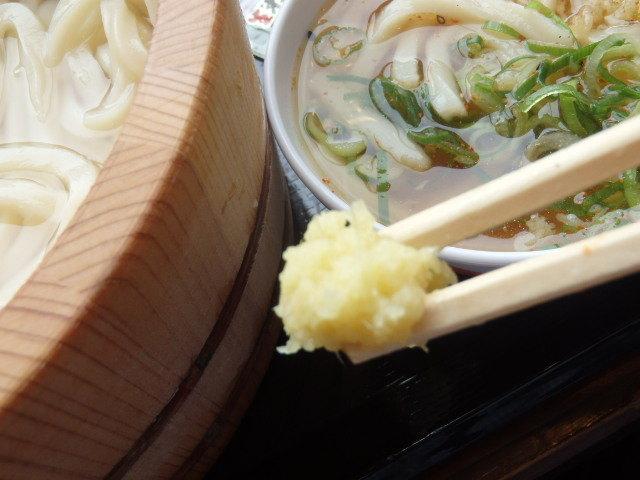丸亀製麺          御影塚町店_c0118393_10505078.jpg