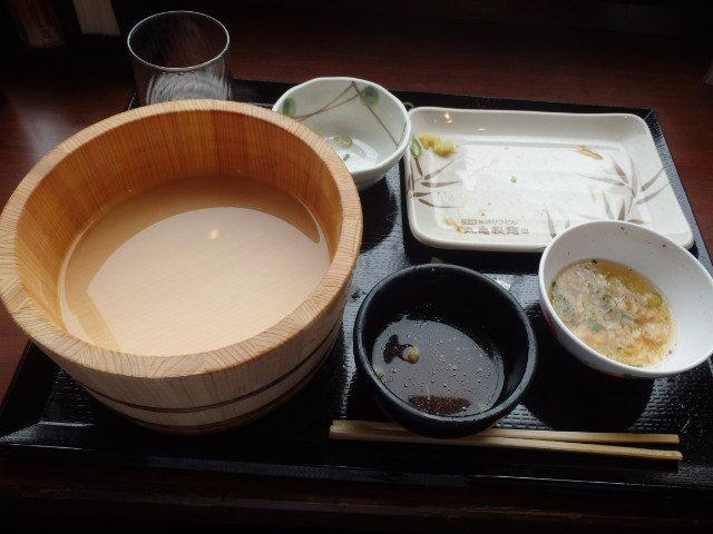 丸亀製麺          御影塚町店_c0118393_10560786.jpg